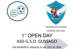 Volantino-1°-OpenDay-ASD-GSO-Gussago